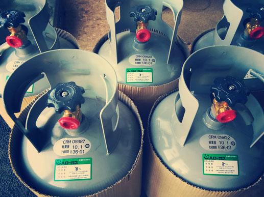 ガス販売|札幌の灯油配達なら本田燃料電器